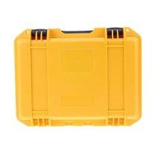 โปรโมชั่น แบบกันน้ำแบบพกพากล่องเก็บของ Abs สำหรับ Dji Spark Drone สีเหลือง ใน จีน