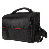 ราคา Waterproof Shockproof Nylon Dslr Slr Camera Messenger Shoulder Bag Case Handbag ใหม่ล่าสุด