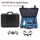 ซื้อ Waterproof Shoulder Box Carry Case Storage For Dji Mavic Pro Rc Drone Dji Spark Intl Unbranded Generic ออนไลน์