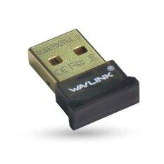 Wavlink บลูทูธความรับผิดชอบต่อสังคม 4.0 ดองเกิลอะแดปเตอร์ยูเอสบีพลังงานต่ำ, ปลั๊กเสียบปลั๊กและเล่นไมโครดองเกิลสำหรับเครื่องคอมพิวเตอร์แล็ปท็อปเดสก์ท็อปรองรับ Windows 7/8/98/98se, ฉัน, 2000, Xp, Vista-นานาชาติ.