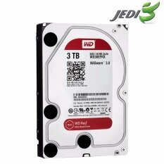 WD 3 TB Red NAS Hard Drives (WD30EFRX)