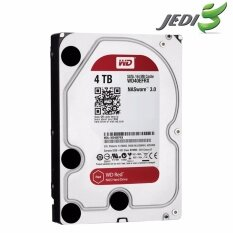 WD 4 TB Red NAS Hard Drives (WD40EFRX)
