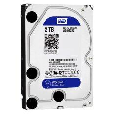 "WD Blue 3.5"" Desktop Hard Drives 2TB (WD20EZRZ)"