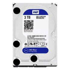 "WD Blue 3.5"" Desktop Hard Drives 3TB (WD30EZRZ)"