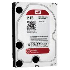 ซื้อ Wd Hd 2 0Tb 7200Rpm Western Sata Iii 64Mb Wd20Efrx Red 3 Years By Synnex Ea Wd ถูก