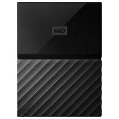 WD HDD Ext 2TB My Passport (NEW) 2.5 USB3.0 Black