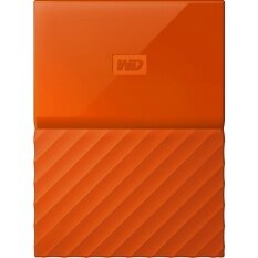 ขาย Wd Hdd Ext 2Tb My Passport New 2 5 Usb3 Orange ออนไลน์