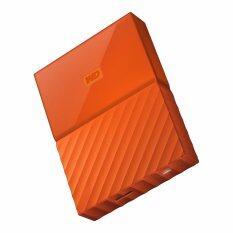 ส่วนลด Wd Hdd Hard Disk External 2 5 1Tb My Passport 2017 Orange Wdbynn0010Bor Wd กรุงเทพมหานคร