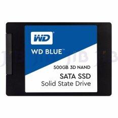 WD HDD - HARD DISK SSD  500GB BLUE 3D NAND (WDSSD500GB) SATA (H) 3-Y