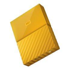 ซื้อ Wd My Passport 2017 4Tb Yellow Wdbyft0040Byl Wesn ออนไลน์ ถูก