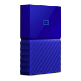 ขาย Wd My Passport New Model 1Tb Blue Wdbynn0010Bbl Wesn Wd เป็นต้นฉบับ