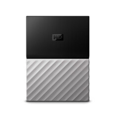 WD My Passport Ultra USB 3.0 2TB Black Grey 2.5