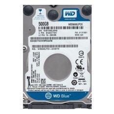 WD N/B 2.5 Scorpio Blue 500G (WD5000LPCX)