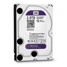 WD Purple SATA 2.0 TB,7200RPM,64 MB (CCTV Harddisk)