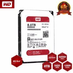 "WD RED WD80EFZX 8TB 3.5"" NAS Hard Drive"
