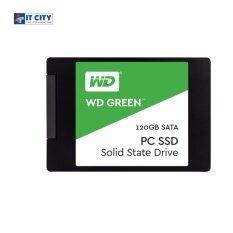 Wd Ssd 120Gb Sata 2 5 Green กรุงเทพมหานคร