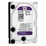ส่วนลด Wd Surveillance Storage Desktop Hard Drives 2Tb Sata Iii 64Mb 3 5 Purple Wd20Purx Wd