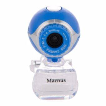 WEB CAMERA MACNUS รุ่น KZS-061 (Blue)