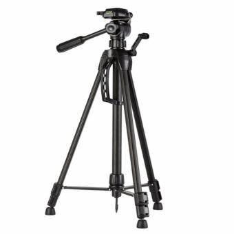 Weifeng WT3560 อลูมิเนียมแบบพกพาขาตั้งกล้องสำหรับ SLR DSL Camera - นานาชาติ-