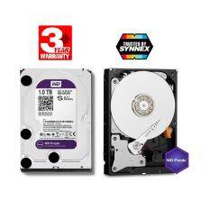 Western Digital WD 1.0 TB HDD WD SATA-3 PURPLE-3 YEARS(BY SYNNEX)