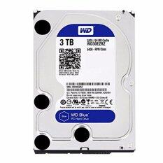 Western Hdd Hard Disk Internal 3.0tb Wd Sata-Iii 64mb Wd30ezrz (blue) By Jib Computer Group.