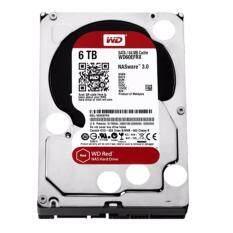 WESTERN HDD INTERNAL 6.0 TB WD60EFRX (RED)