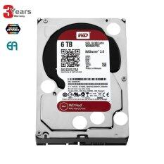 ซื้อ Western Wd Red 6Tb Nas Hard Disk Drive 5400 Rpm Class Sata 6Gb S 64Mb Cache 3 5 Inch Wd60Efrx 3 Years By Synnex Ea ออนไลน์ กรุงเทพมหานคร