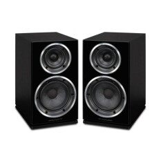 Wharfedale Bookshelf Speaker รุ่น Diamond 220 สีดำ