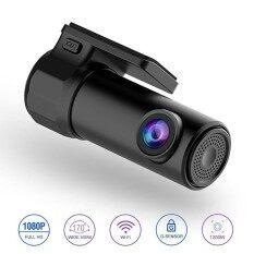 ราคา ราคาถูกที่สุด Wifi 1080P Hidden Car Dvr Camera Video Drive Recorder Night Vision G Sensor Intl