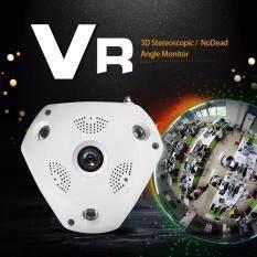 ซื้อ อินเตอร์เน็ตไร้สาย 960 จุด 360 องศาฟิชอายกล้องถ่ายภาพพาโนรามาไร้สาย Vr กล้อง Ip P2P ในร่ม 1280 960 กล้องความปลอดภัยอินเตอร์เน็ตไร้สายกล้อง นานาชาติ ใหม่ล่าสุด