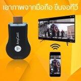 ขาย ตัวแปลงสัญญาณภาพ มือถือ แท็บแล็ต ขึ้นจอ ทีวี ผ่าน Wifi Anycast Hdmi Dongle For Tv Hdmi Donggle Tv ใน กรุงเทพมหานคร