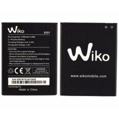 Wiko Battrey Wiko แบตเตอรี่สำหรับ Robby เป็นต้นฉบับ