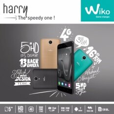 ขาย Wiko Harry 4G Lte Android 7 16Gb Ram3Gb 5 Black ใน ไทย