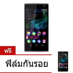 โปรโมชั่น Wiko Ridge Fab 4G 5 5 Hd Qc1 2 16G 2G 13 5 Black Clementine Thailand