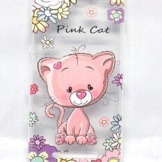 ขาย Wiko Robby Case Tpu ลายPink Cat ราคาถูกที่สุด