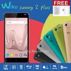 ราคา Wiko Sunny 2 Plus 2017 5 นิ้ว Ram1G 8Gb ประกันศูนย์ ฟรี เคส ฟิล์ม