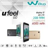 ราคา Wiko U Feel Go Android 6 16Gb Ram2Gb 5 Gold ใน ไทย