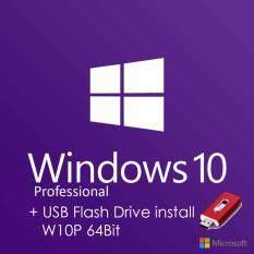 ขาย Windows 8 10 Pro 32 64Bit Usb ตัวติดตั้ง W10 Pro 64 Bit ถูก ใน กรุงเทพมหานคร