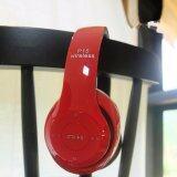 ขาย ซื้อ หูฟังบลูทูธWireless Bluetooth Headphone Stereo รุ่น P15 สีเเดง ใน กรุงเทพมหานคร