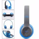 โปรโมชั่น หูฟัง บลูทูธ ไร้สาย Wireless Bluetooth Headphone Stereo รุ่น P47