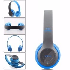 หูฟัง บลูทูธ ไร้สาย Wireless Bluetooth Headphone Stereo รุ่น P47 ใน ไทย