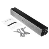 ส่วนลด Wireless Cloth Style Soundbar Bluetooth Speaker Grey Intl Unbranded Generic จีน