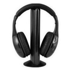 ขาย หูฟังไร้สายรวมไร้สายอินเทอร์เน็ตแชทด้วยเสียงเครื่องส่งสัญญาณเข้ากับ สีขาว สีดำ Unbranded Generic ใน จีน