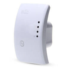 ซื้อ Wireless N Wifi Repeater 802 11N Router Signal Range Extender Amplifier 300Mbps Intl Joylivecy ออนไลน์