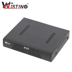 ซื้อ Wistino Nvr Hd 1080P 16Ch Network Video Recorder H 264 Hdmi Vga Video Output Support Onvif P2P Cloud Service Xmeye Intl จีน