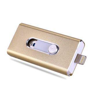 พร้อมด้วยภาษาหลายภาษา i-แฟลชไดร์ฟแฟลชไดรฟ์สำหรับ iphone 6/6 วินาที/5/5 วินาที ipad 8 กรัม 16 กิกะไบต์ 32 กิกะไบต์ 64 กิกะไบต์ไดรฟ์ปากกาการ์ด