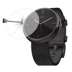กระจก กันรอย Tempered Glass Screen Protector for Motorola Moto 360 Gen 1 and Gen 2 (46 mm.)