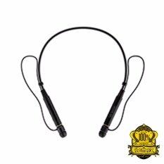 ขาย Wk Linyeah Neck Wearing Bluetooth Earphone Bd550 Black ถูก