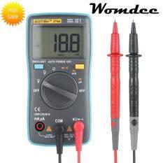 ขาย Womdee ดิจิตอลมัลติมิเตอร์ Auto Ranging แบบดิจิตอลมัลติมิเตอร์แบบดิจิตอลมัลติมิเตอร์แบบดิจิตอลมัลติมิเตอร์แบบดิจิตอลมัลติมิเตอร์มัลติมิเตอร์แบบดิจิตอลมัลติมิเตอร์เครื่องมือวัด Zt98 Womdee ใน จีน