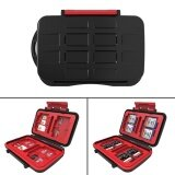ขาย Womdee Memory Card Case Carrying Holder 26 Slots Waterproof Shockproof Memory Card Case Storage Box For Sd Micro Sd Cf Tf Cards Intl ผู้ค้าส่ง